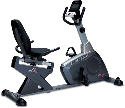 cyclette recumbent jk fitness