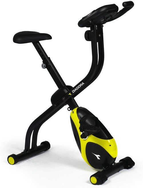 diadora smarty cyclette pieghevole