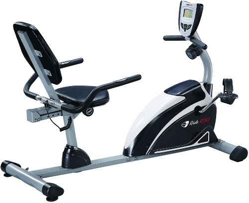 ride r281 cyclette recumbent