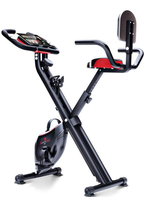 sportstech x100 cyclette pieghevole