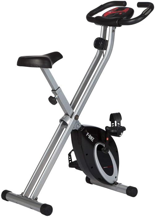 ultrasport fbike cyclette pieghevole